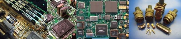 Electronic Components, Electronic Parts, Semiconductor, Integrated Circuits and Connectors