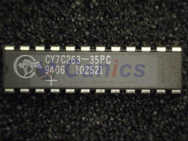 CY7C263-35PC image 1