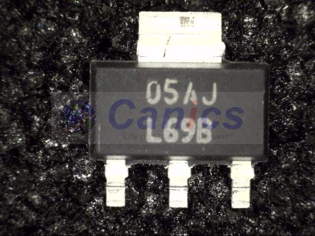 LM2937IMPX-3.3 image 1