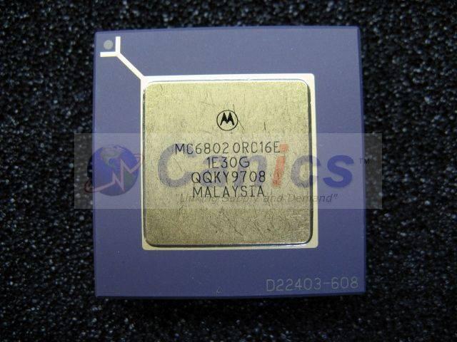 MC68020RC16E image 1