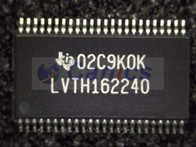 SN74LVTH162240DGGR image 1