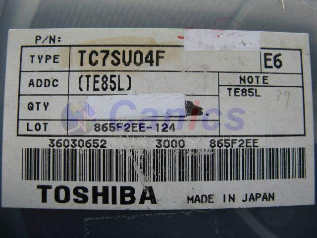 TC7SU04F(E6) image 3