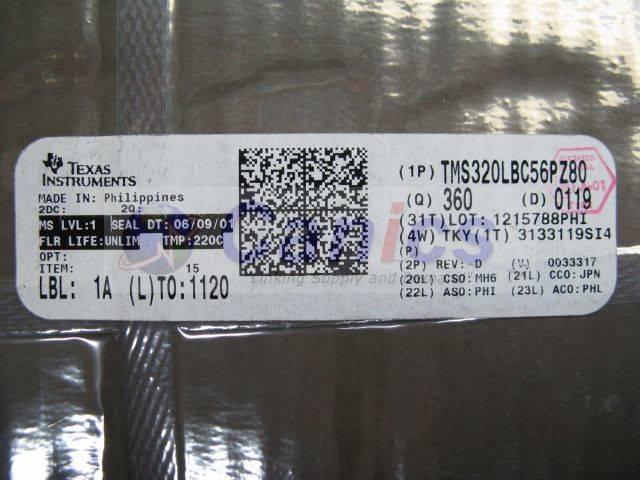 TMS320LBC56PZ-80 image 1