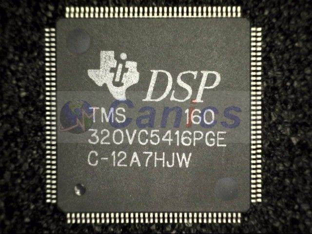 TMS320VC5416PGE160 image 1